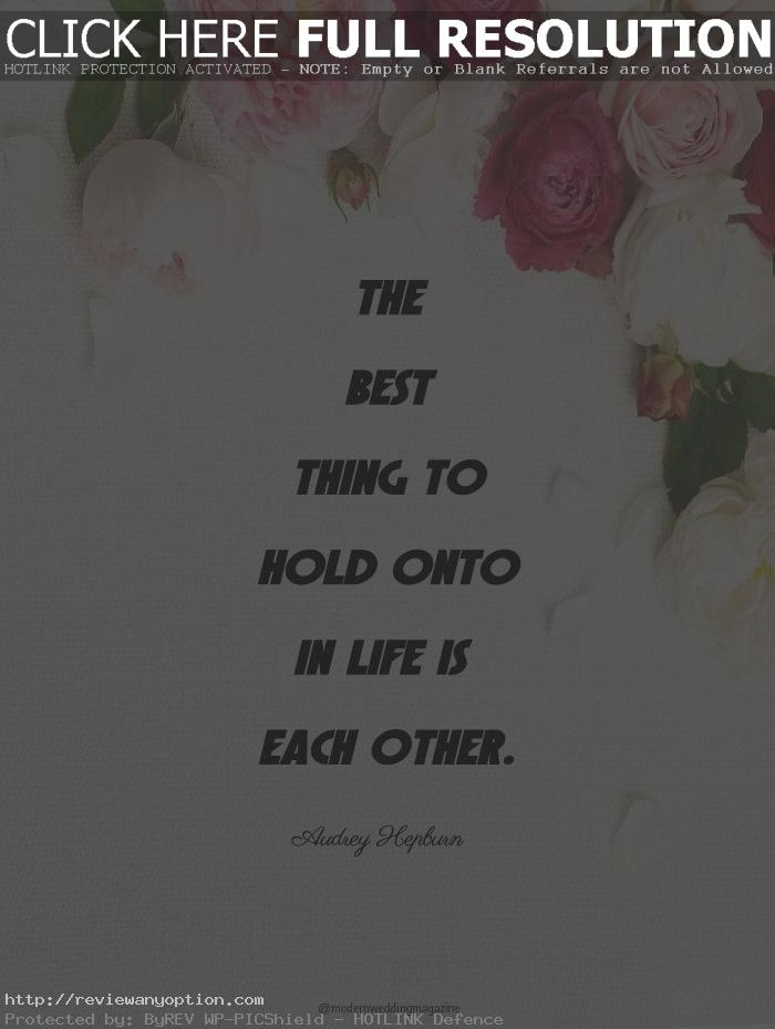 Love Quotes For Weddings Beauteous Romantic Wedding Day Quotes That Will Make You Feel The Love