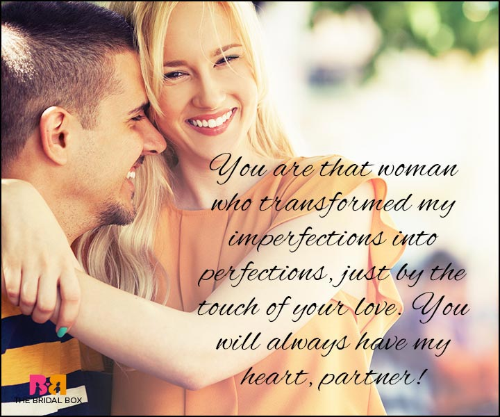 Love Quotes For Wife Partner
