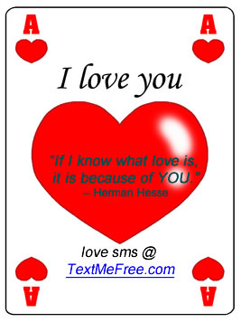 Love Sms Romantic Sms Love Quotes And Text Messages