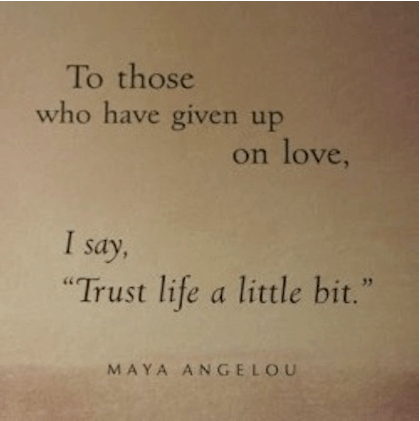 Maya Angelou Love Quotes Poems