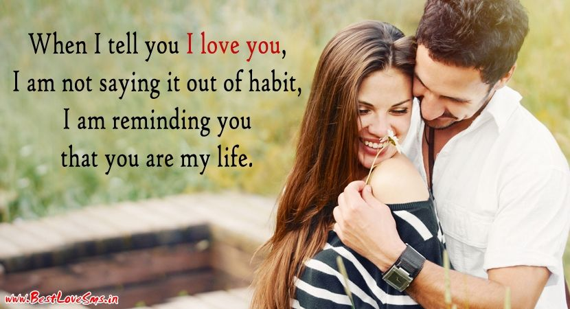Love Quotes For Romantic Couple Hover Me
