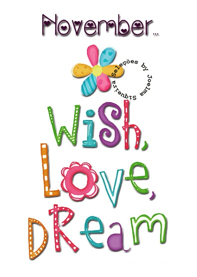 November Wish Love Dream