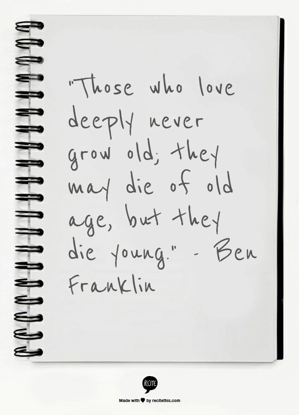 Aging Quotes