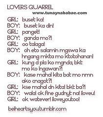 Quarrel Quote