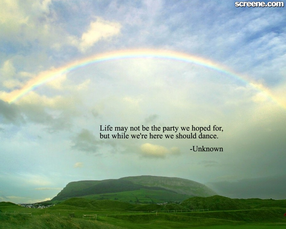 Hurting Quotes About Life And Love Quote About Life And Love Over The Rainbow In
