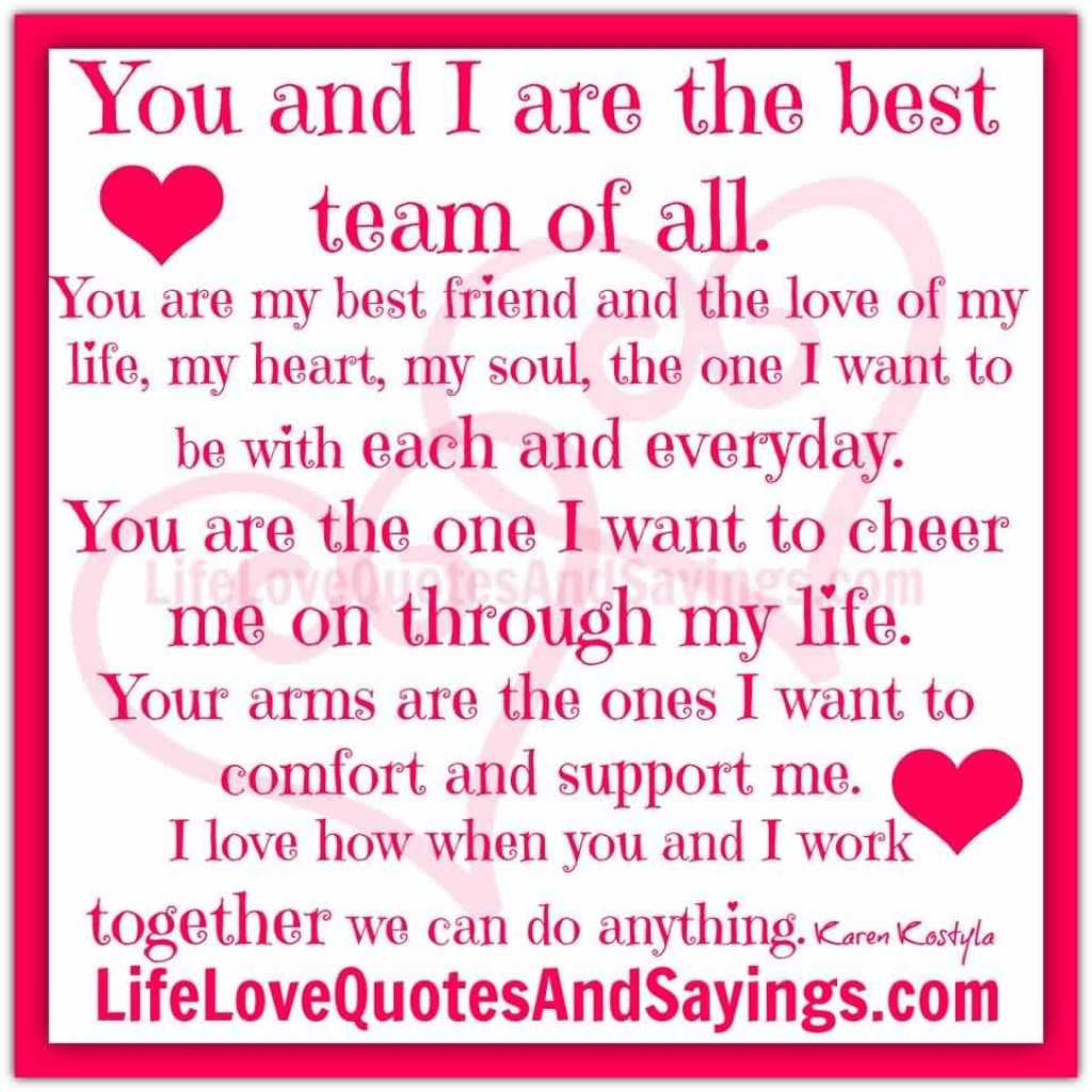 You Are The Greatest Love Of My Life Quotes Hover Me