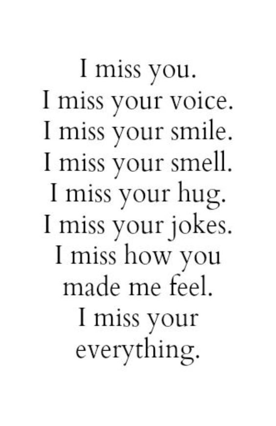 Love Quotes For Your Girlfriend Best Quotes About Missing  I Miss You Quotes For Her