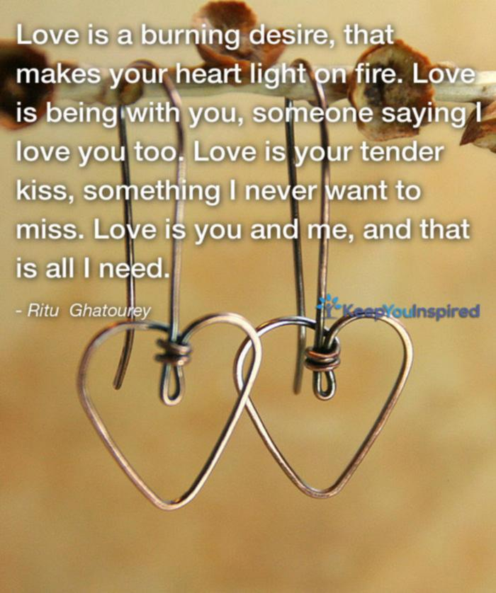 Ritu Ghatoureys I Love You Quotes For Her