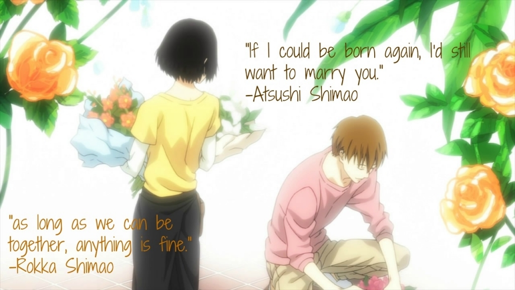 Romantic Love Couples With Quotes Anime Romantic Anime Quotes Quotesgram