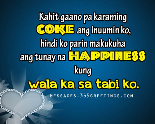 Sad Tagalog Love Quotes Picture