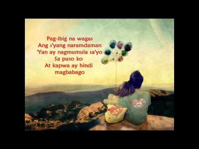 N Oy Naririto By Jay R Lyrics On Screen