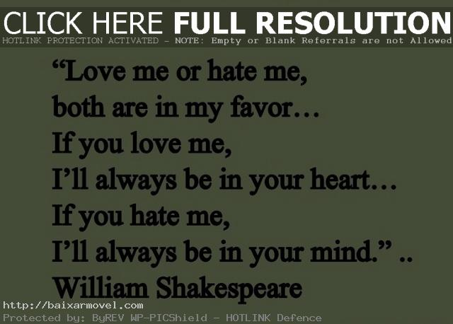Shakespeare Love Quotes New  Best William Shakespeare Quotes About Love And Life