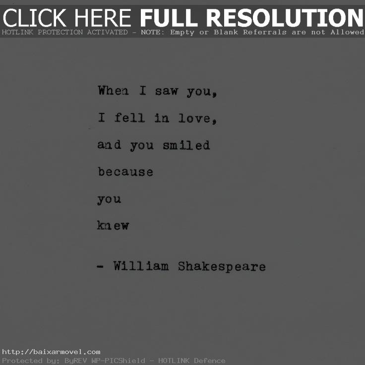 Shakespeare Quotes About Love Stunning The  Best Shakespeare Love Ideas On Pinterest Shakespeare
