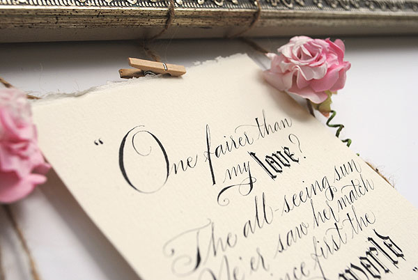 Romeo And Juliet Love Quotes