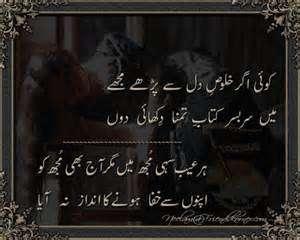 Sad Quotes In Urdu Quotesgram