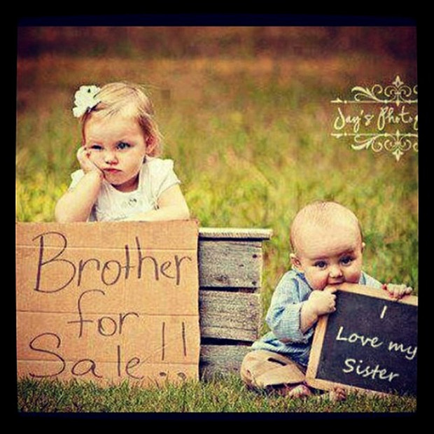 Sibling Love Quotes Funny Hover Me