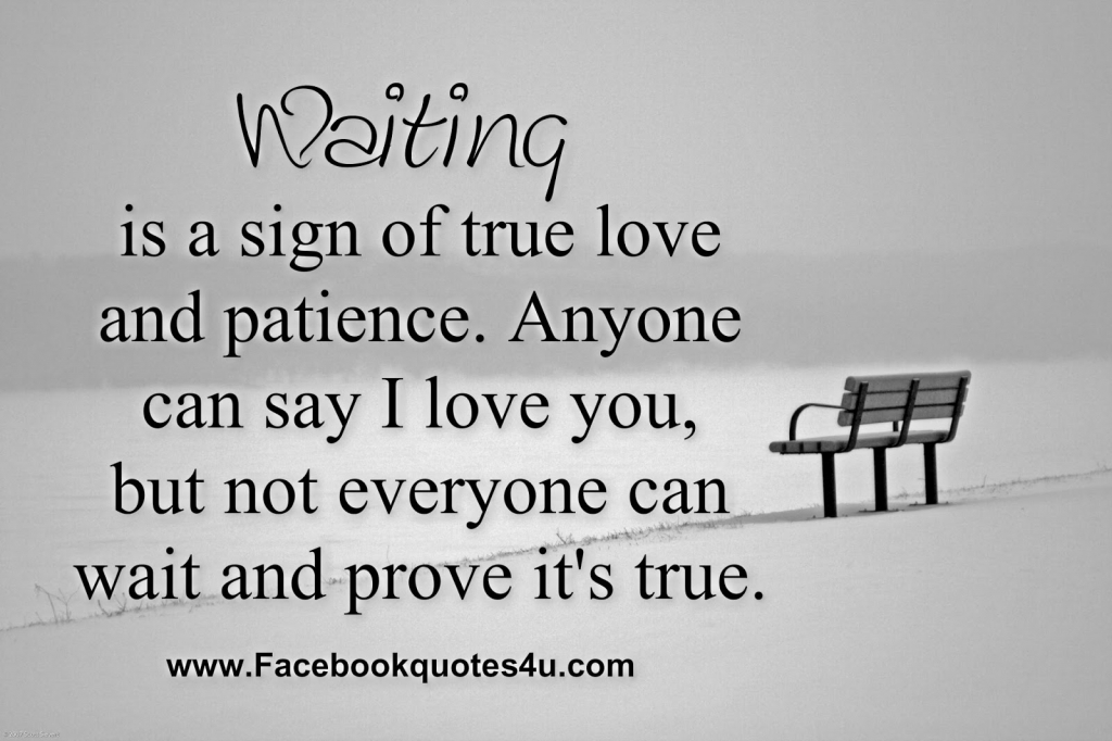 True Love Waits Quote Christian Quotes About Waiting For True Love Quote Addicts