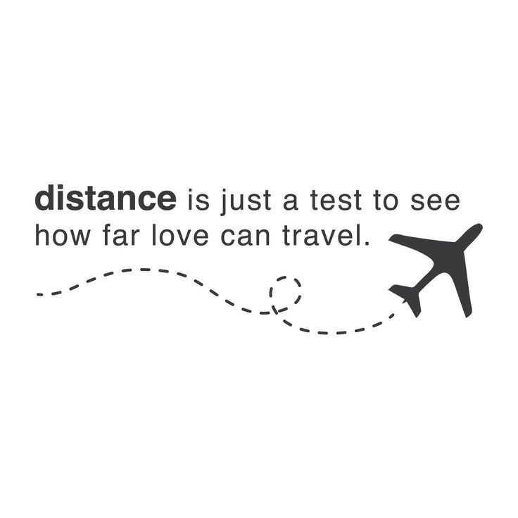Description Wall Quotes Wall Decals Long Distance Love