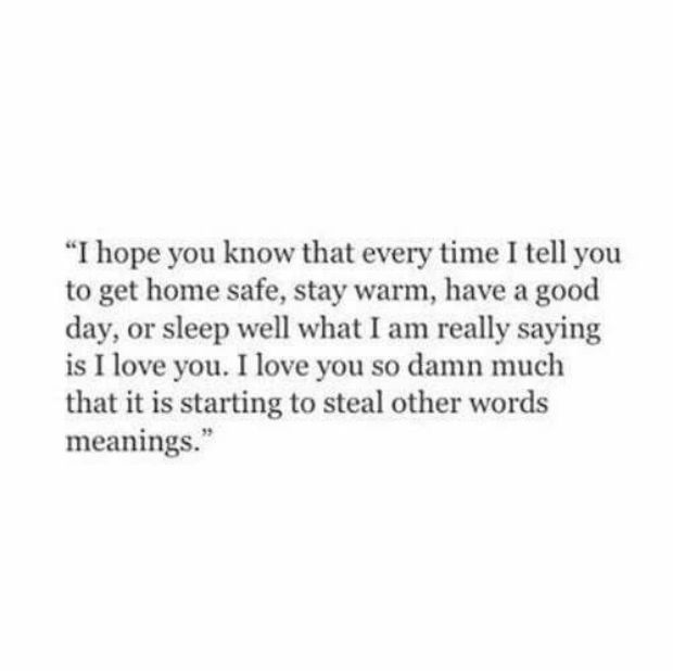Love Quotes That Express Exactly What I Love You Really Means