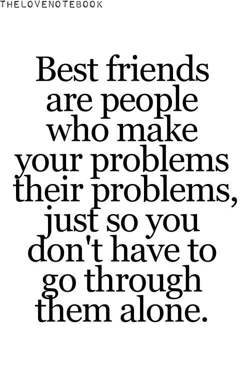 Friendship Quotes For Your Best Friend