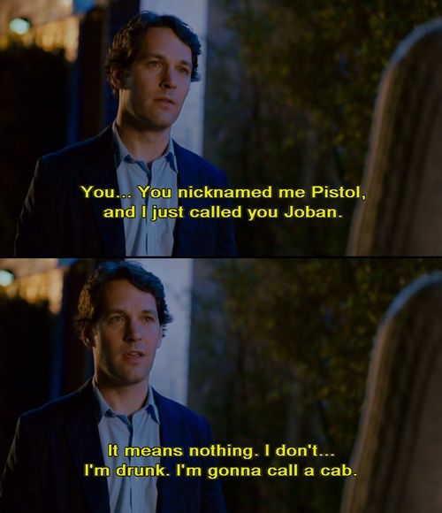 I Love All The Awkwardness In This Movie