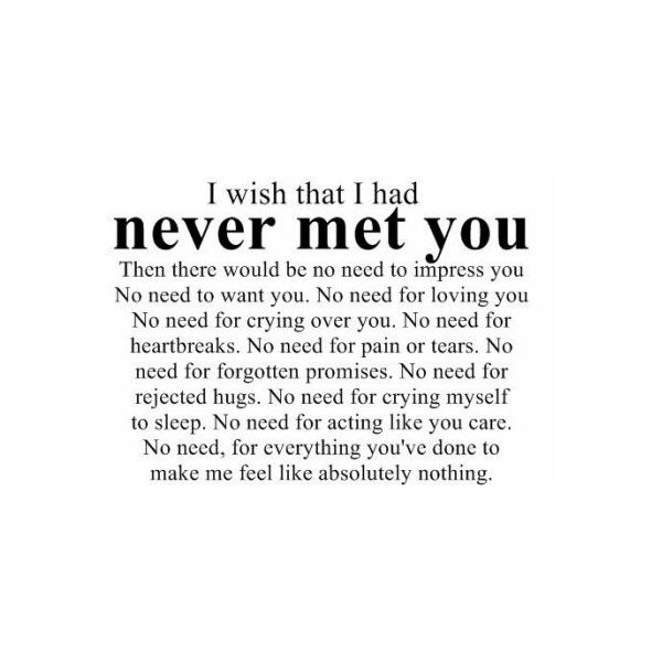 Sad Love Quotes On Pinterest Hover Me