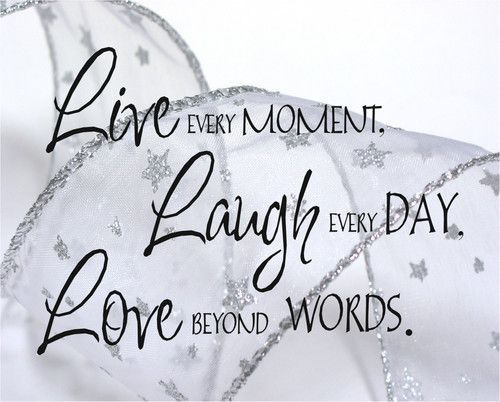 Live Laugh Love Quote Print Home Picture Decor Wedding Buy  Free