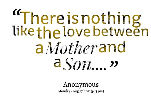 Best Quotes About Mothers Love On Pinterest Quotes About Moms