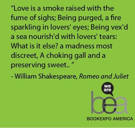 William Shakespeare Excerpt From Romeo And Juliet