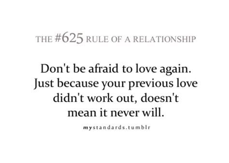 Scared Love Quotes