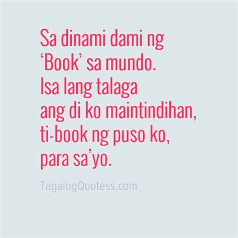 Hugot Funny Love Quotes Dobre For