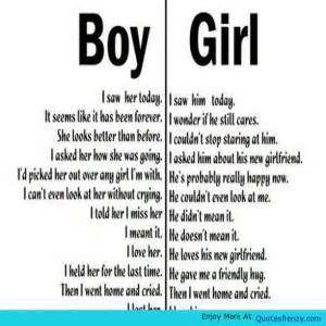 Boyfriend And Girlfriend Quotes Quotesgram