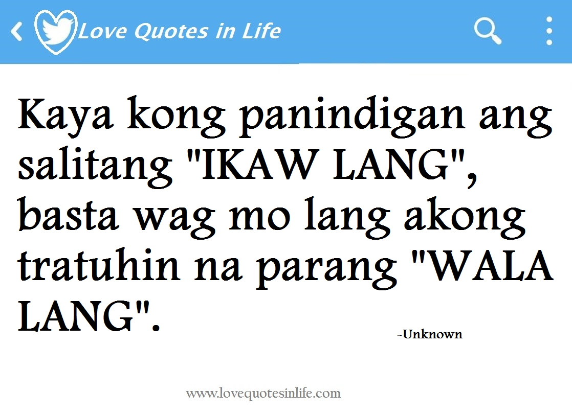 Hugot Quotes Of The Day March   Love Quotes In Life