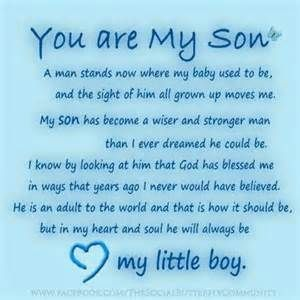 Mother Loves Her Son Quotes
