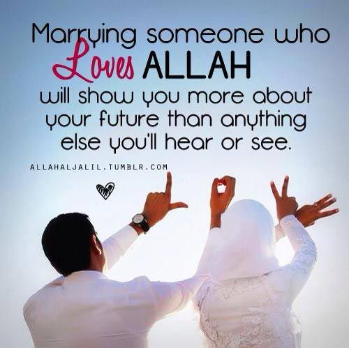 Islamic Marriage Quotes For Husband And Wife Are About Marriage In Islam With Love Islamic