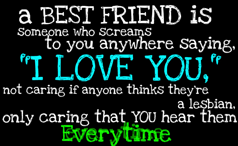 Heart Touching Best Friend Quotes And Sayings