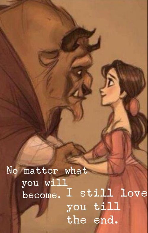 Beauty And The Beast Quote Love