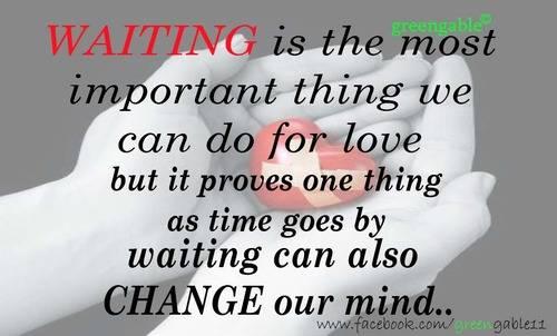 Marriage Quotes True Love Waits Quotesgram