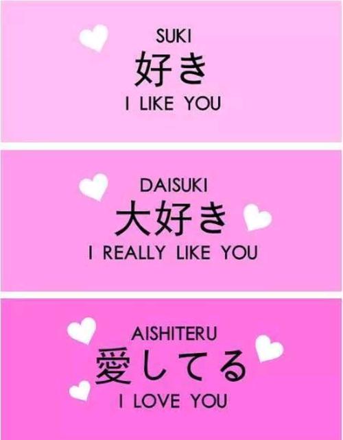 Japanese Like Really Like Love  E  A