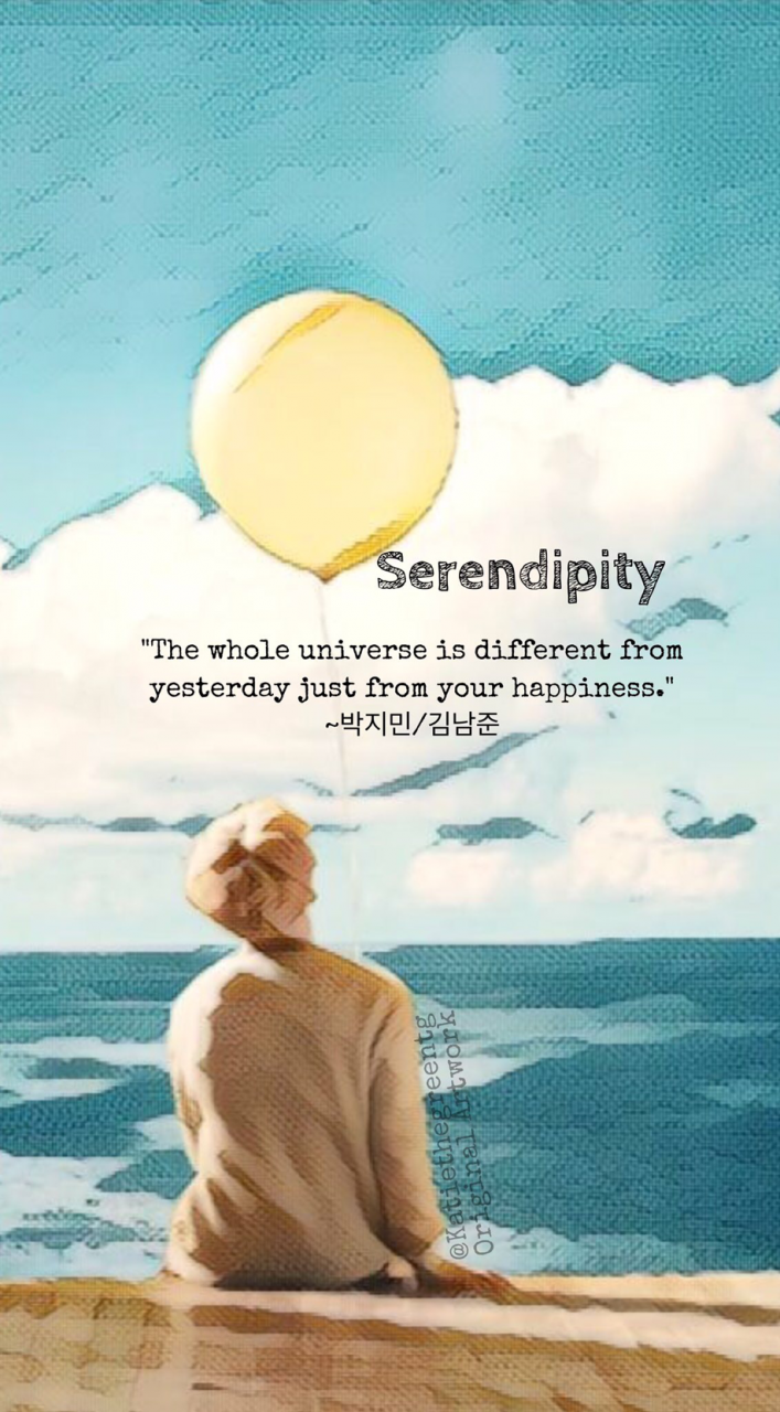 Bts Wallpaper Serendipity Jimin Her Loveyourself Love Yourself In Don