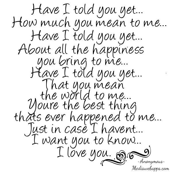 Cute Love Quotes And Images Daily P O Quotes