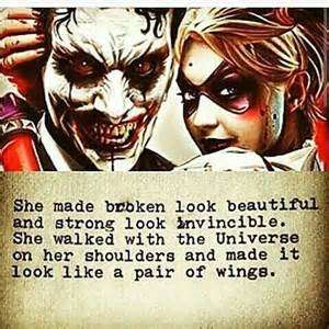 Jokers Harley Quinn And Creepy Pictures On Pinterest