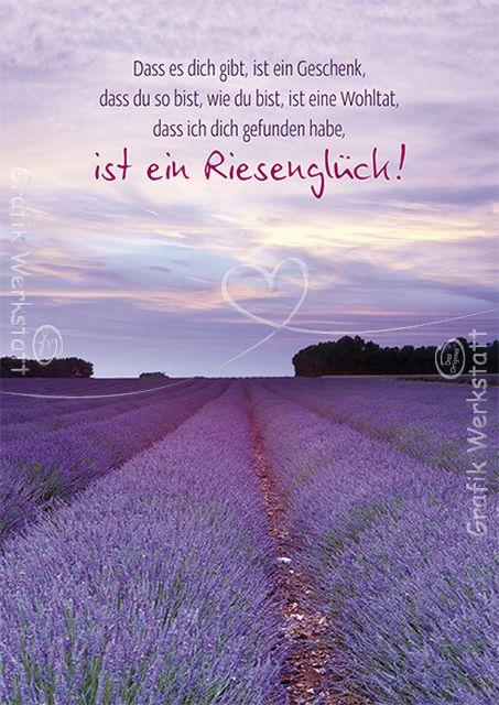 Riesengluck Postkarten Grafik Werkstatt Bielefeld  C B Grafikwerkstattfreundschaft Zitatezitate Geburtstagchristliche