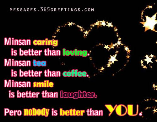 Tagalog Love Quotes Greetings Com