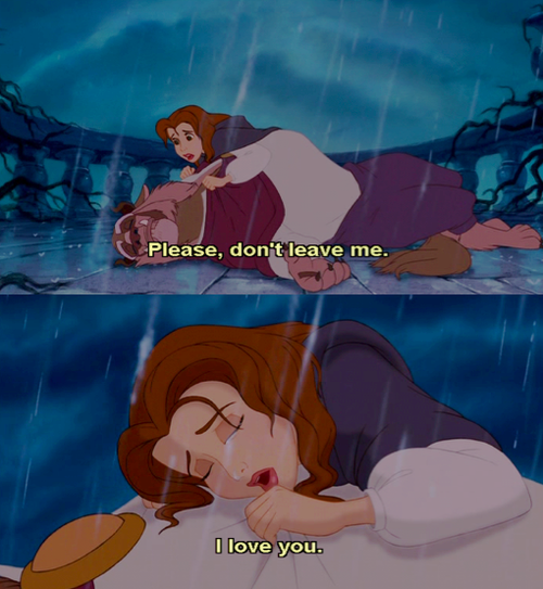 Beauty And The Beast Story Of My Life