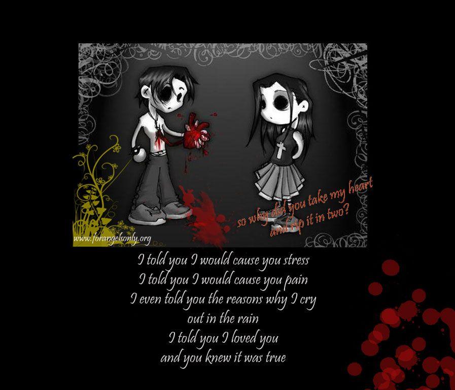Emo Love Poem