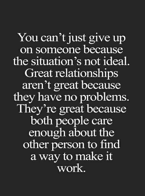 Love Quotes For Him Truebut It Takes Two The Other Clearly Didnt Care Enough