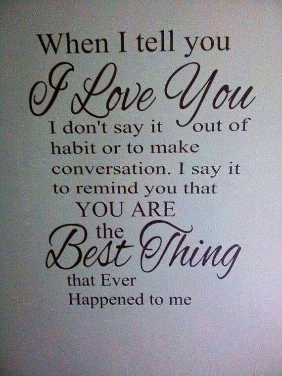 Awesome Love Quotes To Express Your Feelings Page