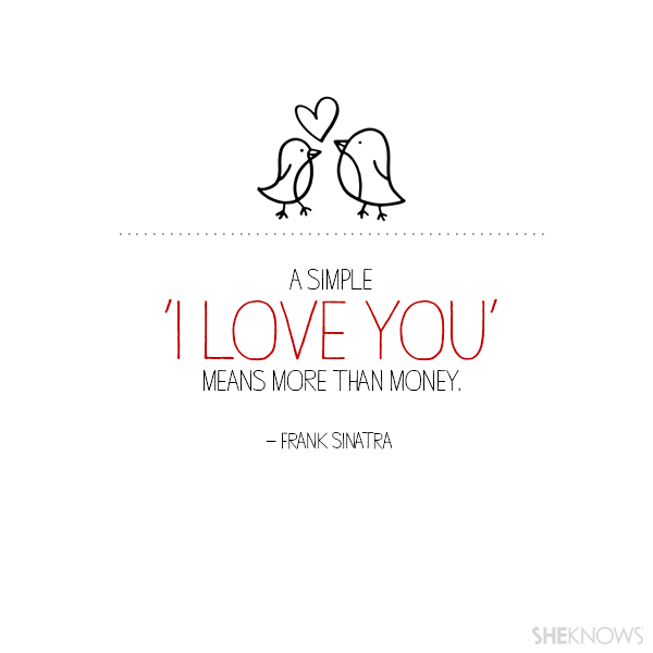 Simple I Love You Quotes New A Simple I Love You Quote Amo