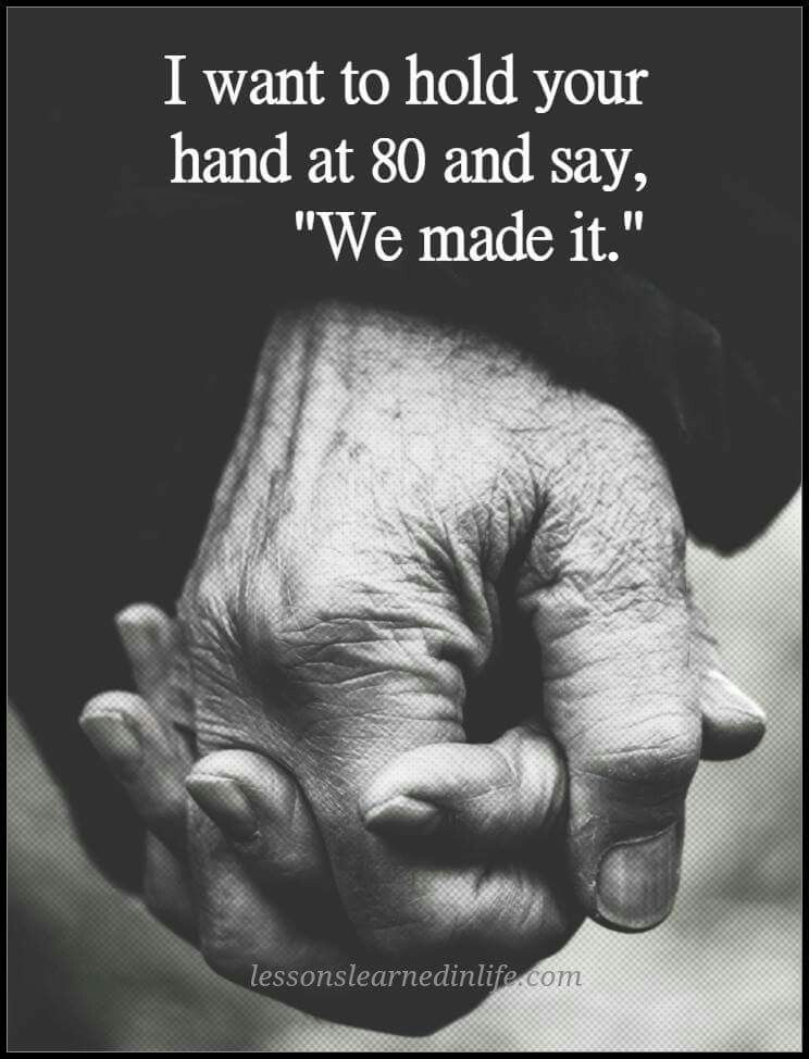 I Love My Hubby Hold My Hand Quoteslove